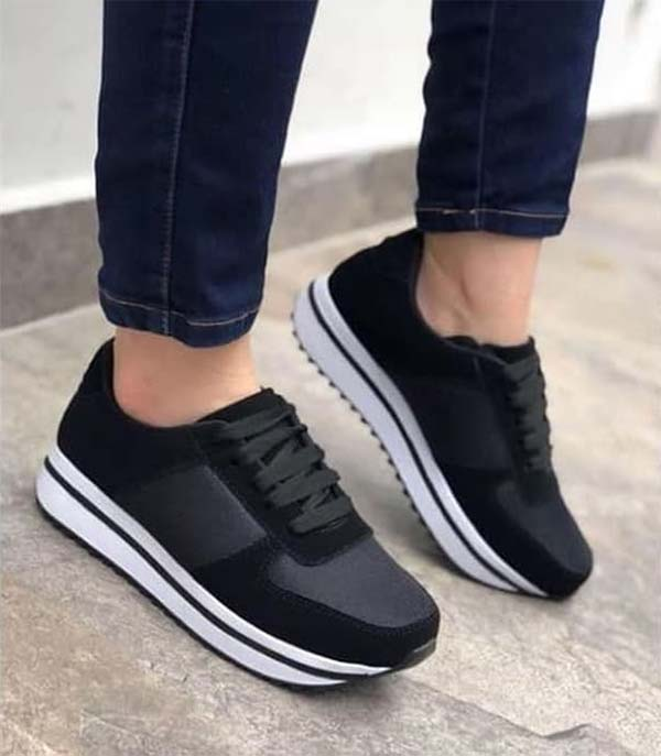 Merk sneakers wanita bagus - Dr Kevin girls