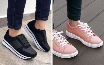 Merk sneakers wanita bagus dan recommended