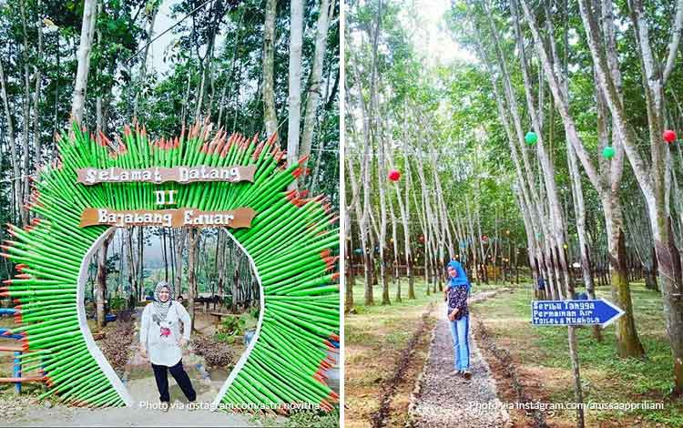Bajabang Eduar - Tempat wisata favorit Bandung