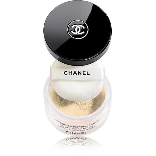Bedak untuk kulit berminyak - Chanel Poudre Universelle Libre