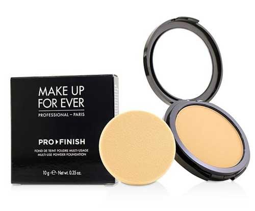 Bedak untuk kulit berminyak - Make Up For Ever Pro Finish