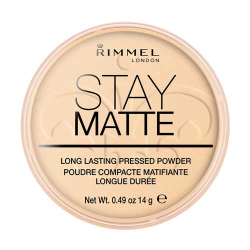 Bedak untuk kulit berminyak - Rimmel Stay Matte Pressed Powder