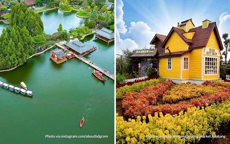 10 Destinasi Wisata Hits dan Terfavorit di Bandung yang Nggak Bikin Nyesel