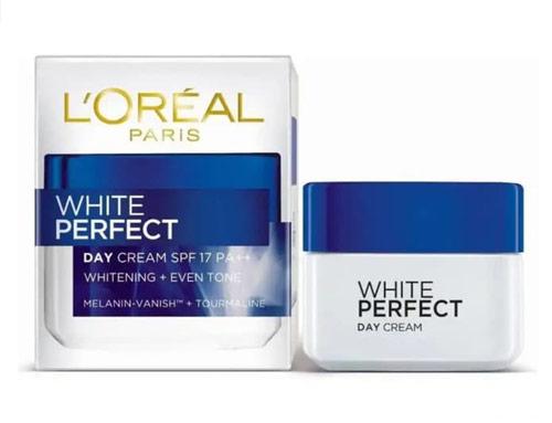 L'Oreal Paris White Perfect Day Cream SPF 17 PA++