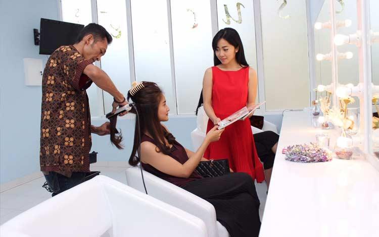 Sucre Beauty Salon, Jakarta