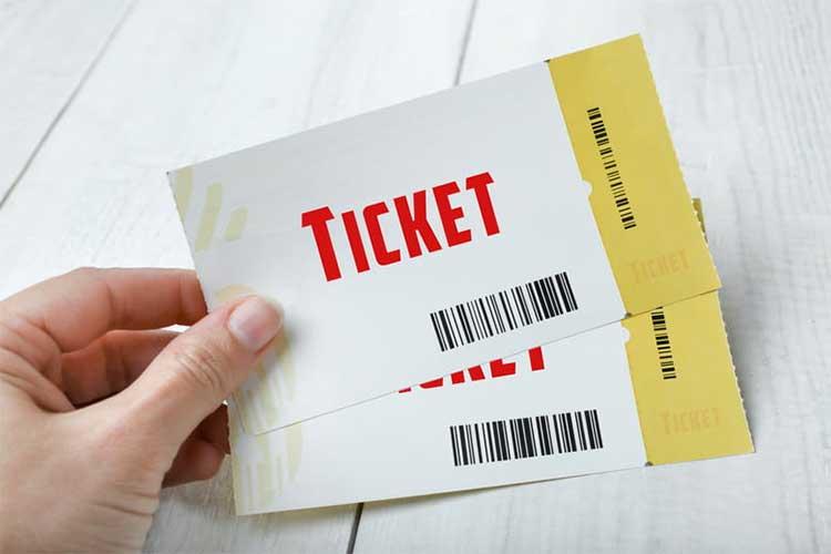 Hadiah tiket konser