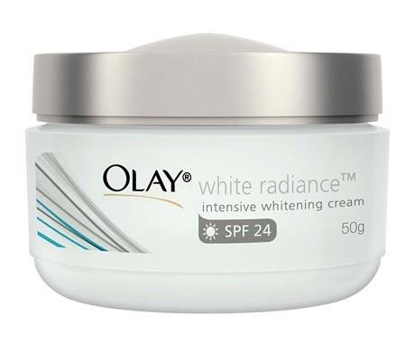 Krim pemutih wajah bagus - Olay White Radiance Intensive Whitening Cream
