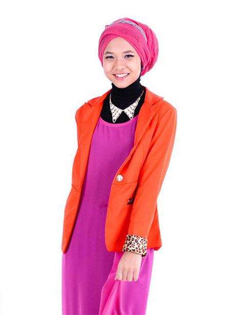 Mix n Match Hijab - Salah pemilihan warna