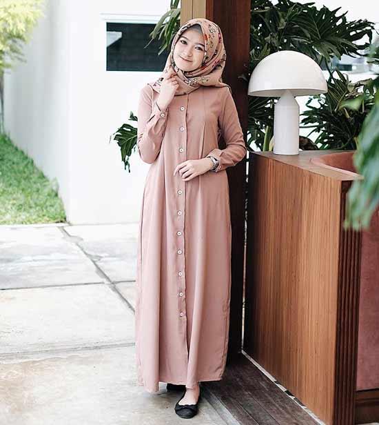 Pilih hijab sesuai karaktermu sendiri