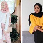 Tips Mix and Match Hijab Terkini Supaya Tetap Pede dan Makin Gaya