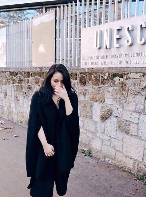 Artis Indonesia fashion style inspiratif - Gita Gutawa