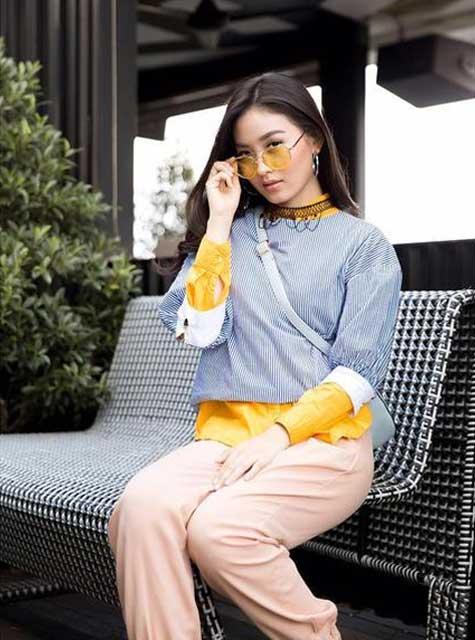 Artis Indonesia fashion style inspiratif - Natasha Wilona