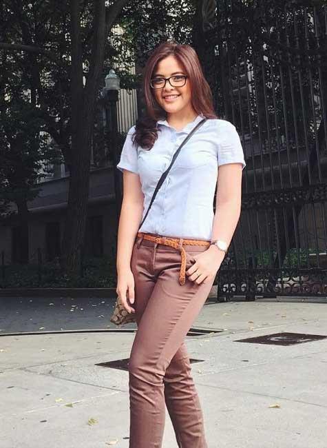 Artis Indonesia fashion style inspiratif - Tasya Kamila