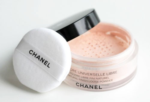 Bedak Glowing - Chanel Poudre Universelle Libre Natural Finish Loose Powder