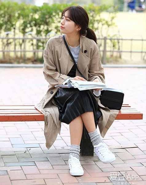 Fashion Style Mahasiswi Ala Korea
