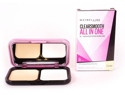 Maybelline Clear Smooth All in One Light SPF 20 PA++