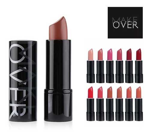 Merek Lipstik Bagus dan Tahan Lama - Make Over Ultra Shine Lipstick