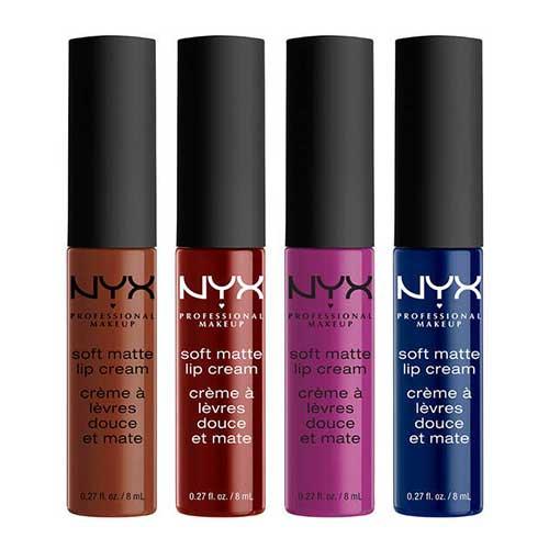 Merek Lipstik Bagus dan Tahan Lama - NYX Soft Matte Lip Cream