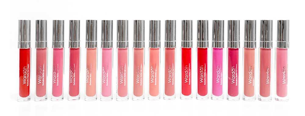 Merek Lipstik Bagus dan Tahan Lama - Wardah Exclusive Matte Lip Cream