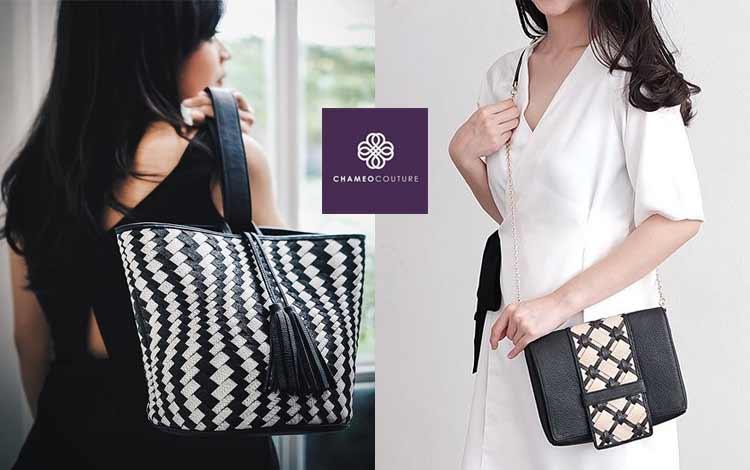 Merek Tas Lokal Untuk Wanita Yang Bagus - Chameo Couture