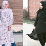 Tips Style Hijab Untuk Wanita Gemuk Agar Terlihat Ramping