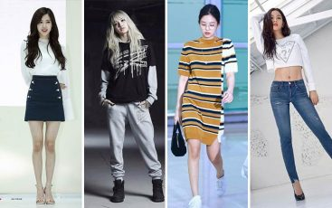 inspirasi fashion ala member BLACKPINK