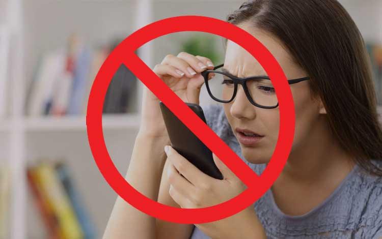 Tips move on dari mantan - Berhenti stalking di sosial media