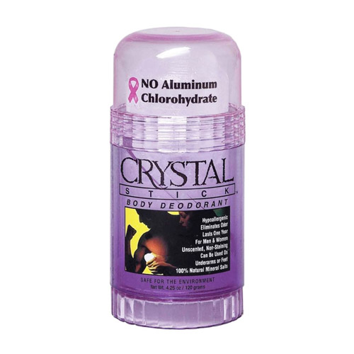 Merek deodorant yang bagus - Crystal Body Deodorant Stick