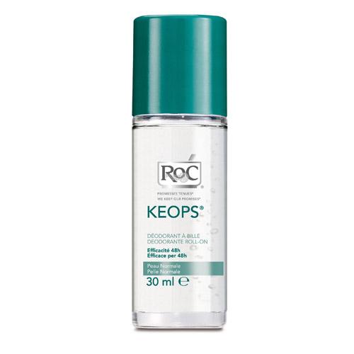 Merek deodorant yang bagus - RoC Keops Deodorant Roll-On