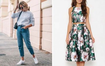 Tips fashion wanita kurus agar terlihat lebih berisi