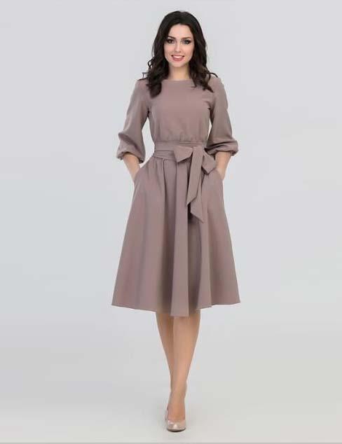Tips fashion wanita kurus - Gunakan ikat pinggang pada dress