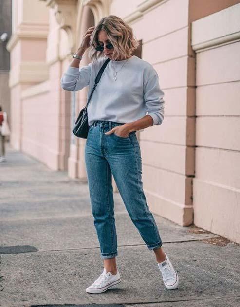 Tips fashion wanita kurus - Gunakan two pieces outfit