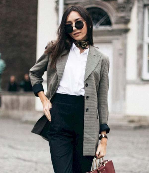 Tips fashion wanita kurus - Gunakan fashion pakian berlapis