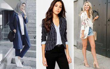 Inspirasi blazer wanita