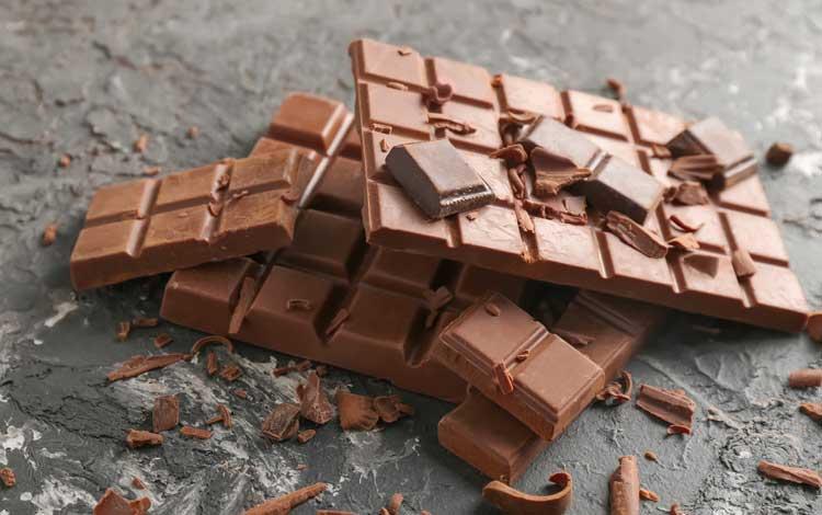 Makanan yang perlu dihindari jika berjerawat - Cokelat