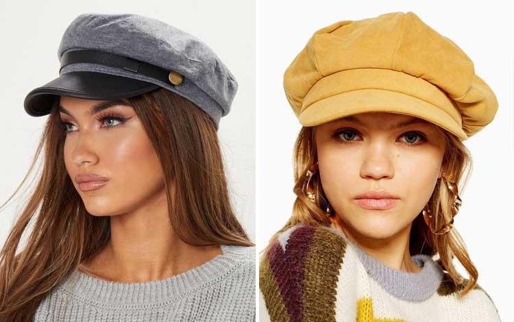 Aksesoris wanita - Baker Boy Hat