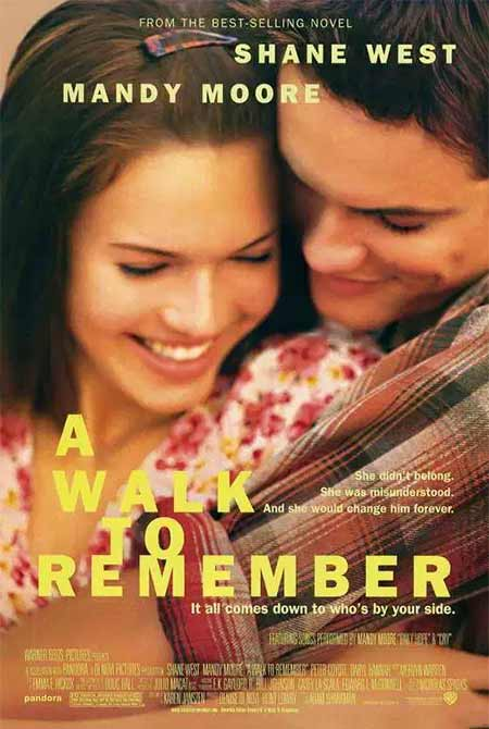 Film romantis - A Walk to Remember