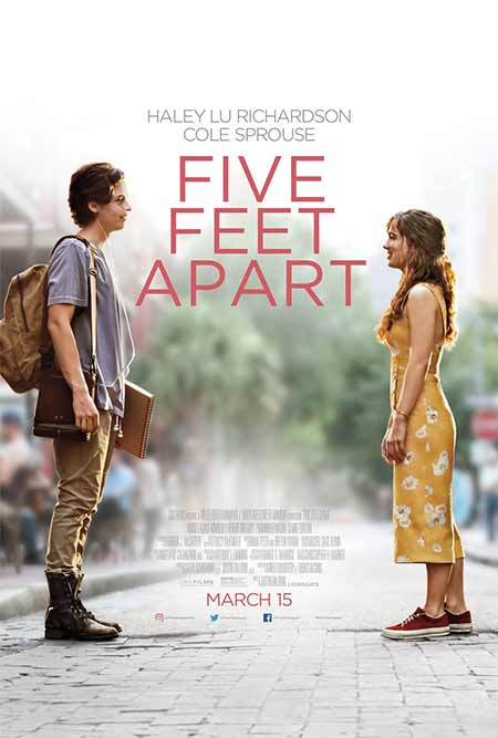 Film romantis - Five Feet Apart