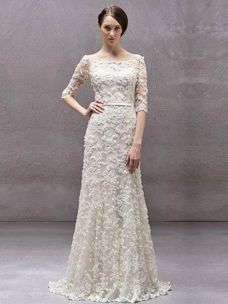 Inspirasi Baju Pengantin Modern Untuk Pernikahan Impianmu