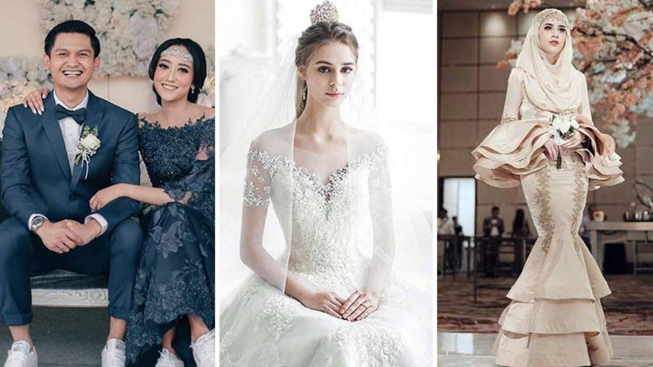 Inspirasi Baju Pengantin Modern Untuk Pernikahan Impianmu - Hai Gadis