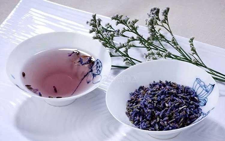 Teh lavender bagus untuk kecantikan