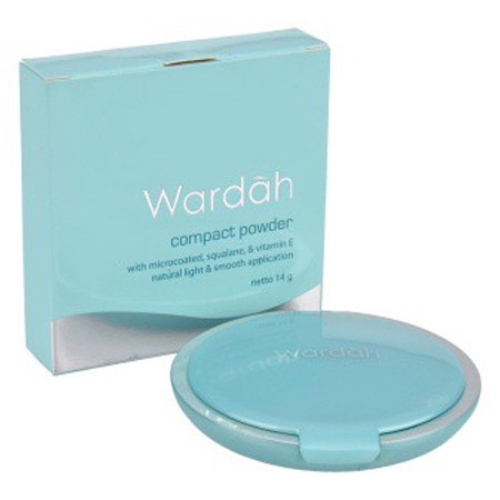 Bedak Wardah Compact Powder