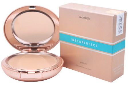 Bedak Wardah Instaperfect Matte Fit Powder Foundation