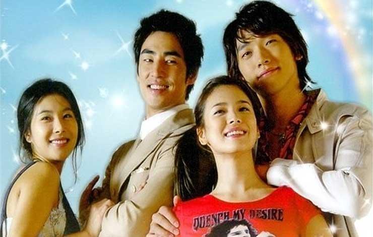 Drama Korea terbaik - Full House