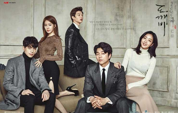Drama Korea terbaik - Goblin