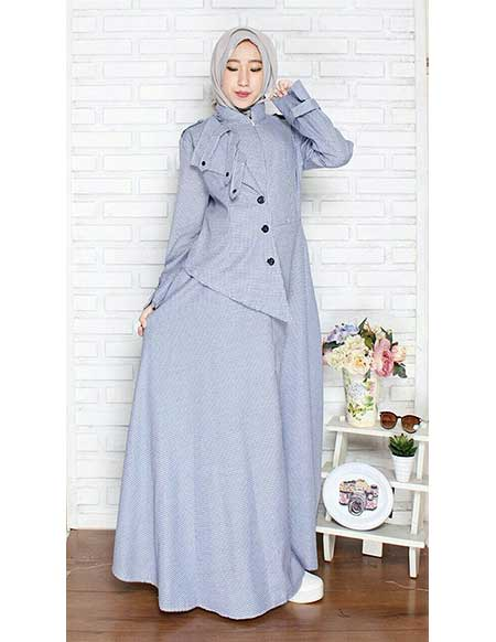 Gamis modern model coat