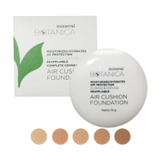 Merk cushion terbaik - Mineral Botanica Air Cushion Foundation