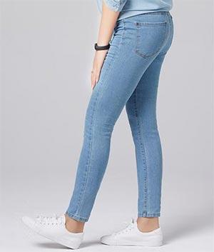Fashion item wanita - Skinny Jeans