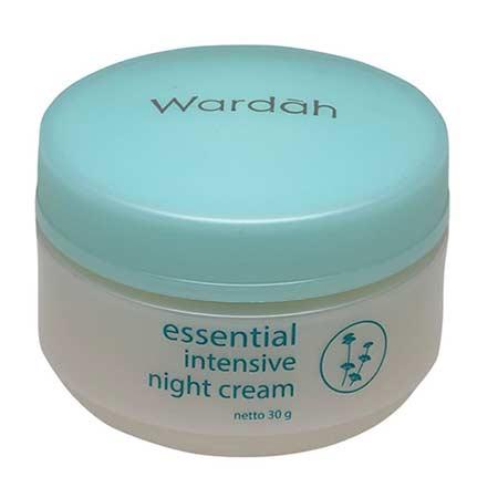 Merk Krim Malam Bagus - Wardah Intensive Night Cream
