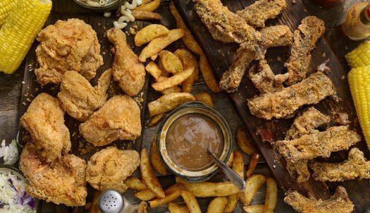 Makanan yang harus dihindari penderita maag
